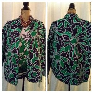Alfred Dunner Jackets & Coats - NWT3PC Alfred Dunner Jacket/Sweater/Pants sz 18/xl